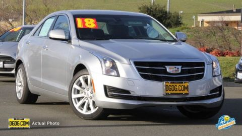 Used Cadillac ATS Sedan RWD