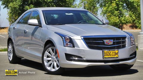 New 2018 Cadillac ATS Sedan RWD