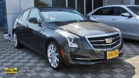 New Cadillac ATS Sedan Luxury Collection RWD
