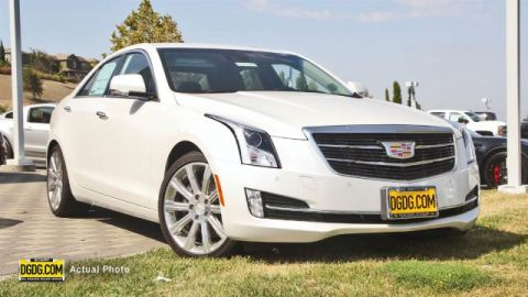 New Cadillac ATS Sedan Premium Luxury RWD