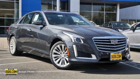 New Cadillac CTS Sedan Premium Luxury RWD