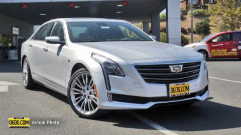 New Cadillac CT6 Sedan Luxury AWD