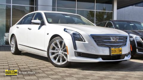 New Cadillac CT6 Sedan Platinum AWD