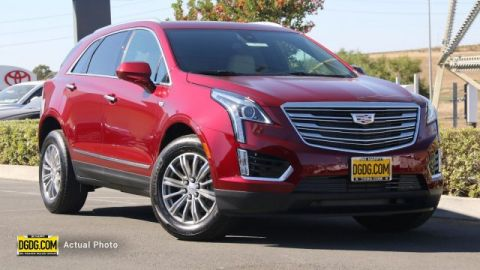 New Cadillac XT5 Luxury FWD