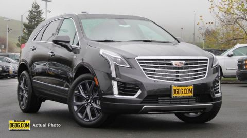 New Cadillac XT5 Platinum AWD