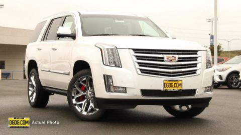 New Cadillac Escalade Platinum