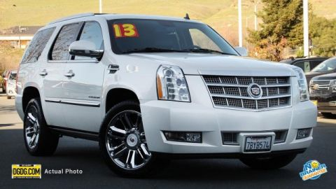 Used Cadillac Escalade Platinum Edition