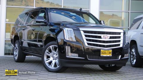New Cadillac Escalade ESV Premium Luxury