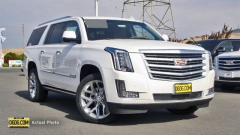 New Cadillac Escalade ESV Platinum