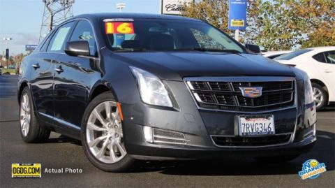 Used Cadillac XTS Luxury Collection