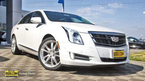 New Cadillac XTS Premium Luxury
