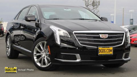 New Cadillac XTS Livery Package