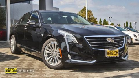 New Cadillac CT6 Sedan PLUG-IN RWD