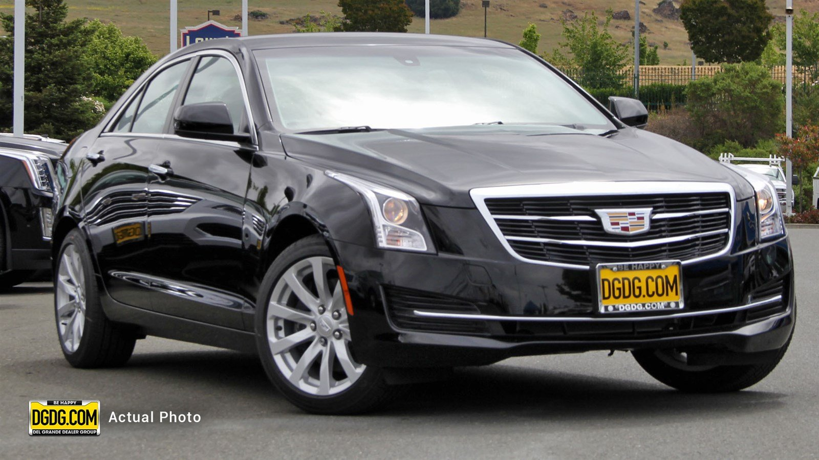sedan reviews canadian review ats auto front cadillac