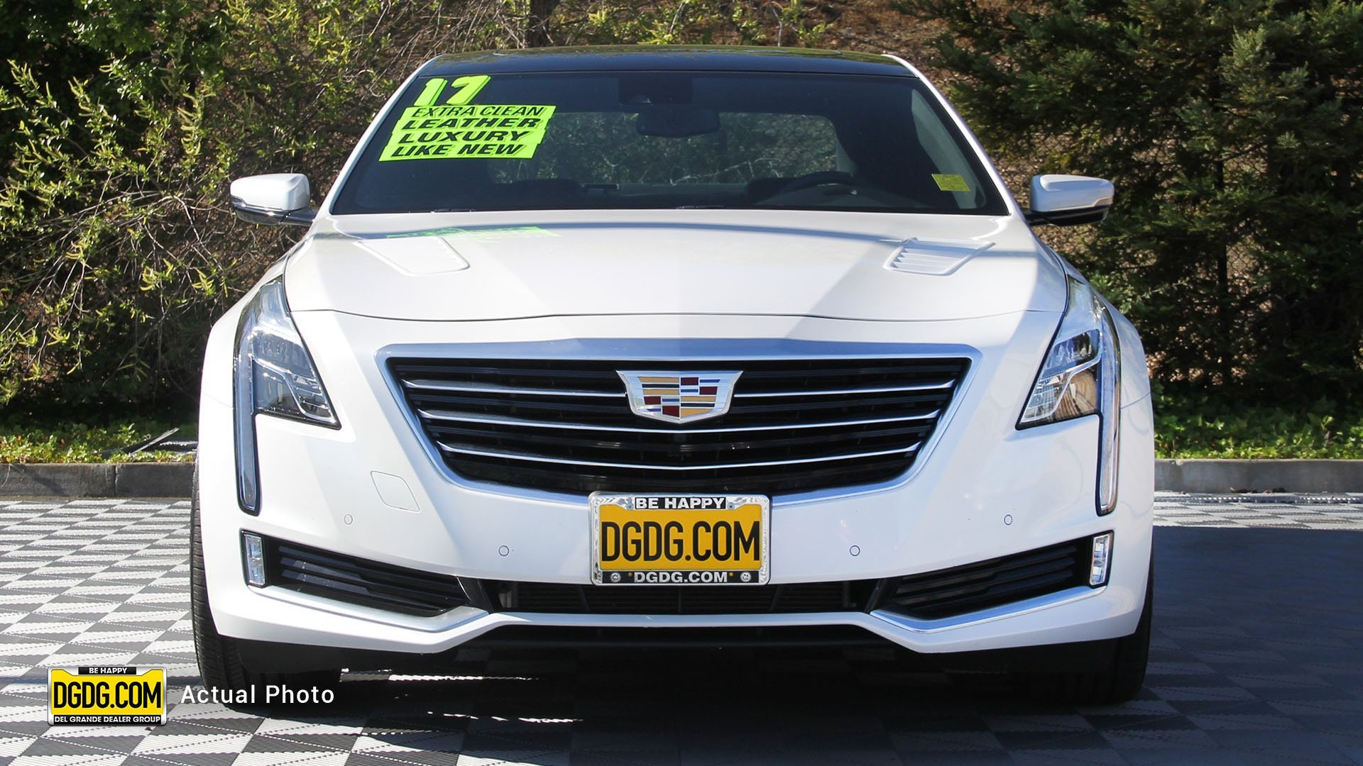 Pre-Owned 2017 Cadillac CT6 Luxury AWD
