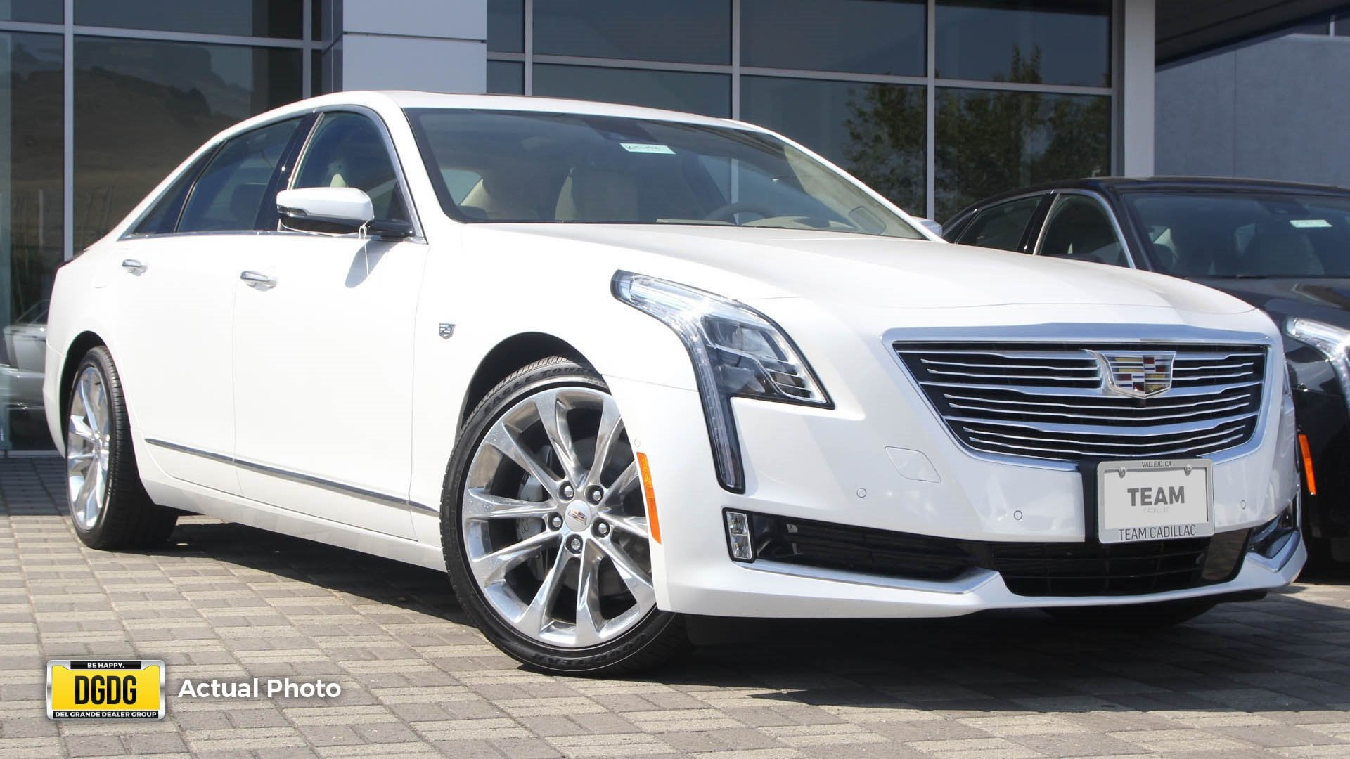 New 2017 Cadillac CT6 Platinum AWD 4dr Car in Vallejo # ...
