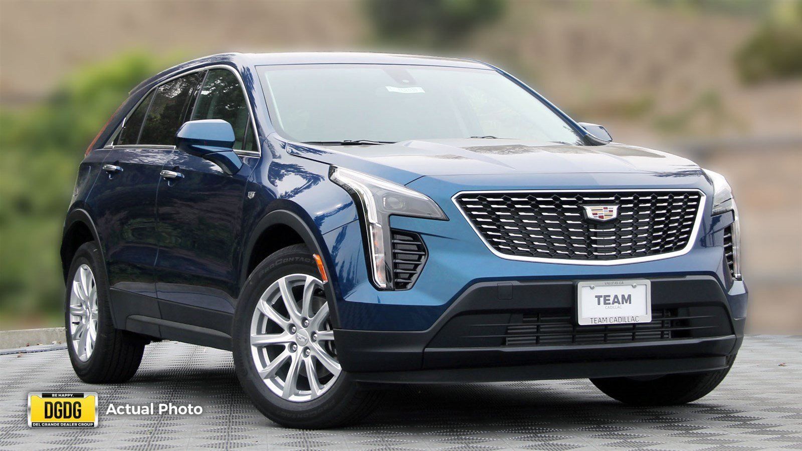New 2019 Cadillac Xt4 Fwd Luxury Sport Utility In Vallejo Tc2539