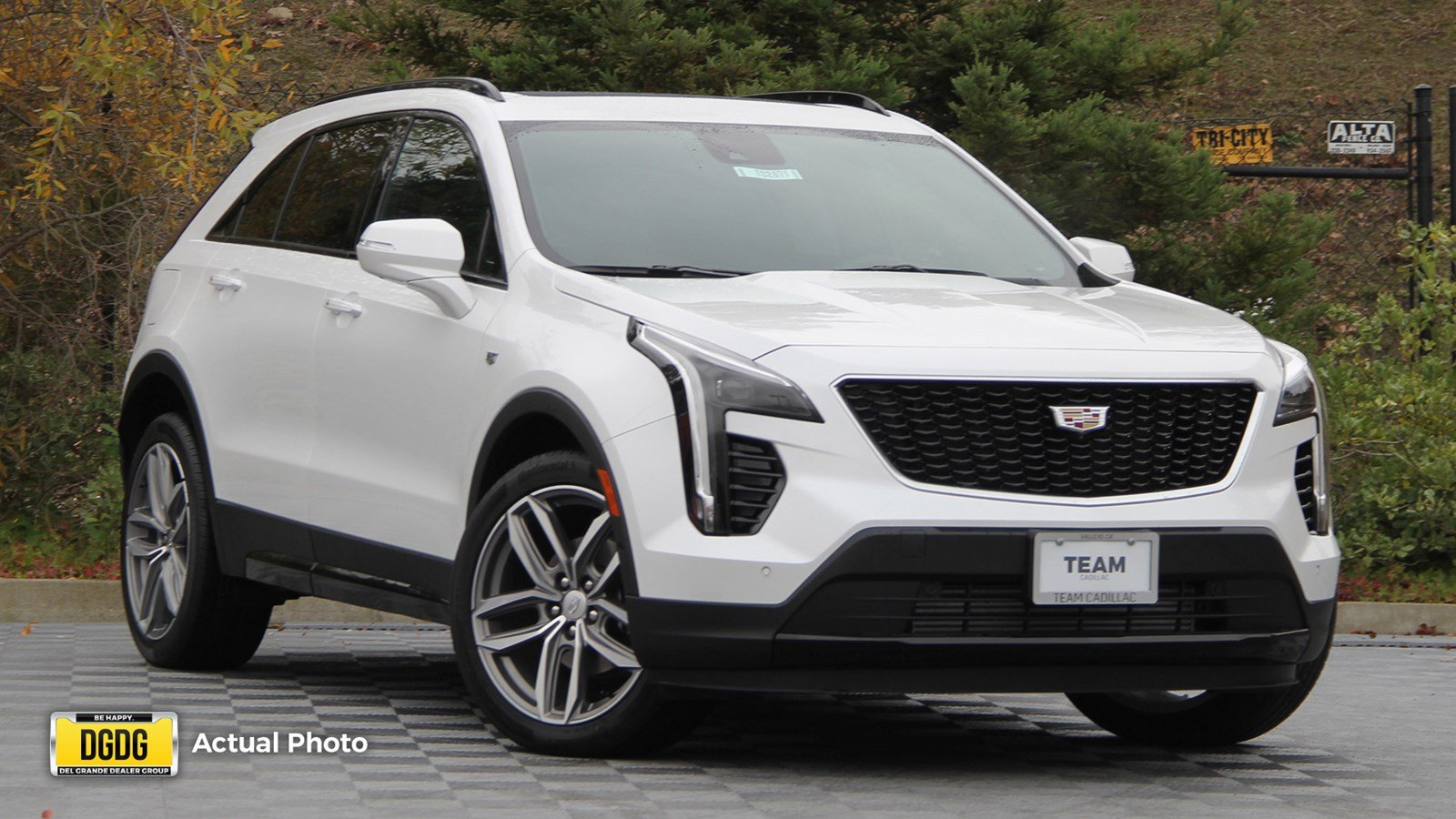 New 2019 Cadillac Xt4 Awd Sport Sport Utility In Vallejo Tc2671