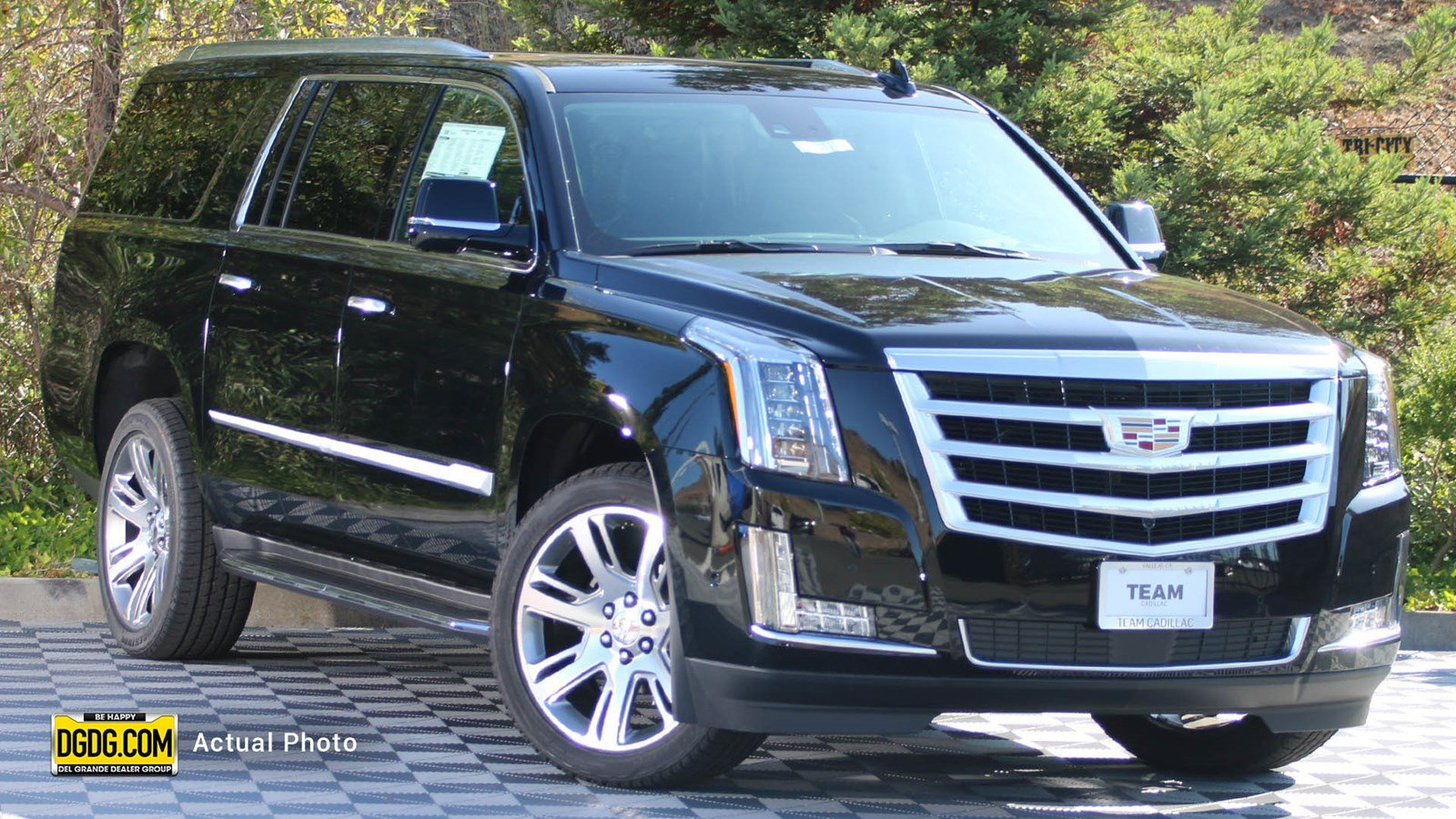 2020 Cadillac Escalade Esv Premium Luxury With Navigation 4wd