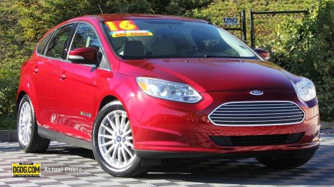 2016 Ford Focus Electric Base With Navigation