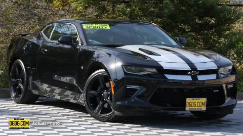 2017 Chevrolet Camaro 2SS With Navigation