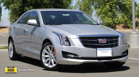 2018 Cadillac ATS Sedan RWD RWD 4dr Car