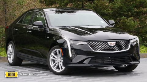 2020 Cadillac CT4 Luxury RWD 4dr Car