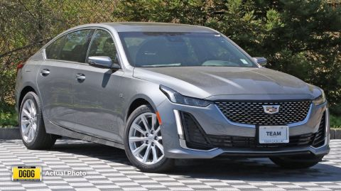 2020 Cadillac CT5 Luxury RWD 4dr Car