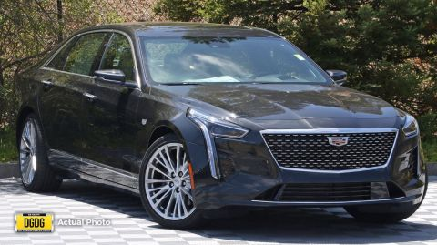 New 2020 Cadillac CT6 Premium Luxury