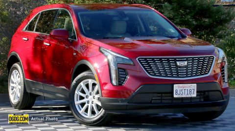 Pre-Owned 2019 Cadillac XT4 FWD Luxury