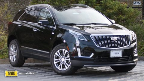 New 2020 Cadillac XT5 Premium Luxury FWD
