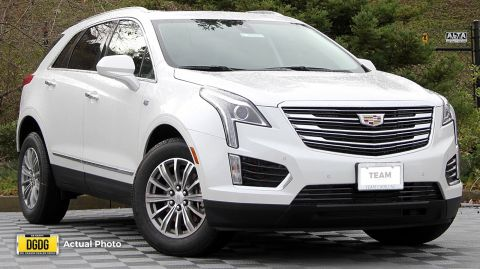 2019 Cadillac XT5 Luxury AWD AWD