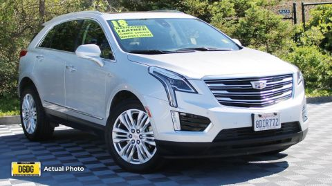 2018 Cadillac XT5 Premium Luxury FWD With Navigation