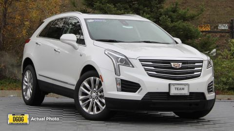 2019 Cadillac XT5 Platinum AWD With Navigation & AWD