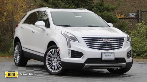 New 2019 Cadillac XT5 Platinum AWD