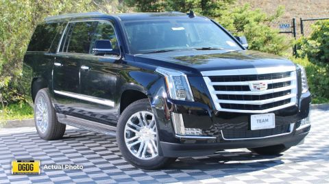 New 2019 Cadillac Escalade ESV Base Livery Package