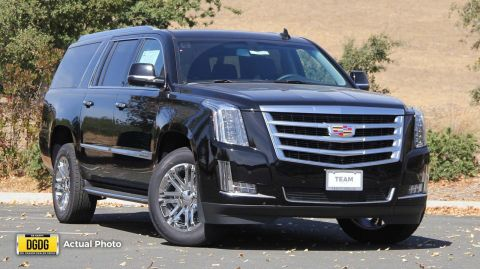 New 2019 Cadillac Escalade ESV Base