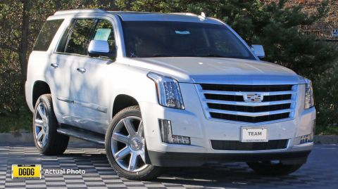 2019 Cadillac Escalade Premium Luxury With Navigation & 4WD
