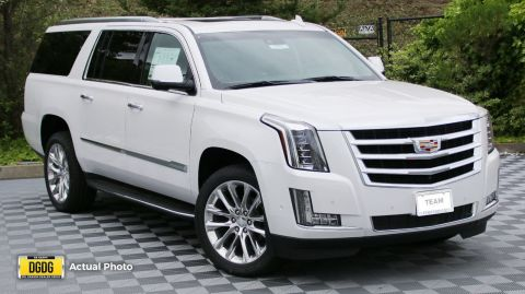 New 2019 Cadillac Escalade ESV Premium Luxury