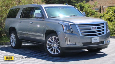 2019 Cadillac Escalade ESV Platinum With Navigation & 4WD