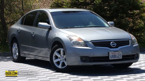 Pre-Owned 2007 Nissan Altima 2.5 S