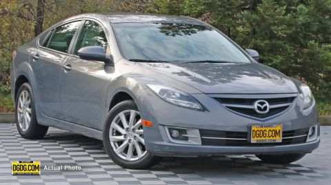 2011 Mazda6 i Touring FWD 4dr Car