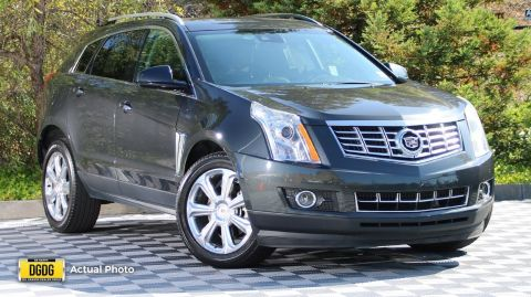 2015 Cadillac SRX Premium Collection With Navigation
