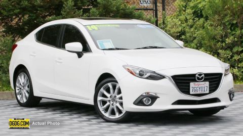 2014 Mazda3 s Grand Touring With Navigation