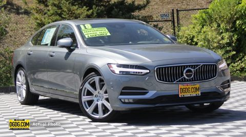2018 Volvo S90 Inscription AWD