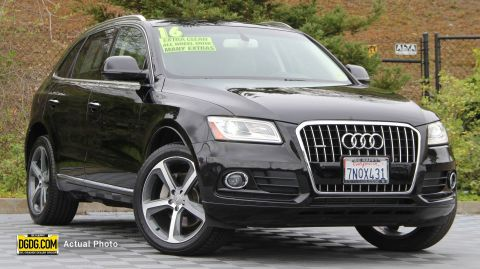 Pre-Owned 2016 Audi Q5 Premium Plus